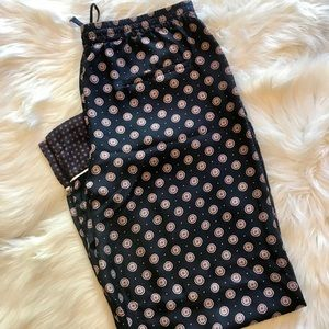 Banana Republic Silk Pants NWOT